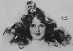 Andrew Loomis - Hair ad