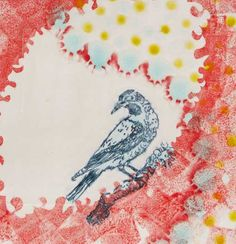 Ceramic Arts Daily – Pottery Video of the Week: How to Combine Homemade Customizable Underglaze Transfers With Paper Stencils for a Beautiful Layered Effect
