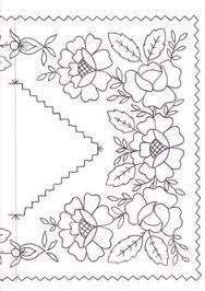 Resultado de imagen para hand embroidery designs for neck