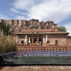 One of the best hotels in India, RAAS, exceeded all my Jodhpur expectations! From the heated lap pool to the majestic view of the Mehrangarh Fort, every moment here was magical and I was in tears when I left. I especially loved listening to the city's call to prayer every morning, once while having an invigorating body scrub at the luxurious spa.