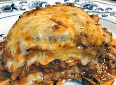 Meaty Eggplant Lasagna Recipe ~ Recipe of today