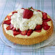 Strawberry Custard A