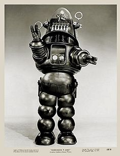 Robbie the Robot: Forbidden Planet 1956