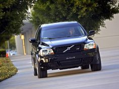 Volvo Evolve XC90 V8 Concept