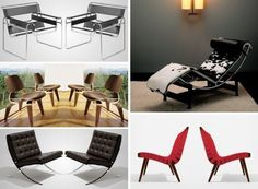 Superior Considered Art In Their Own Right, These 10 Modern Chairs Revolutionized  The Way We Sit Great Pictures