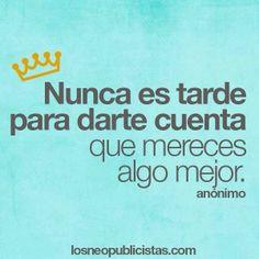 mejor, amor, vida palabras (pineado por http://@PabloCoraje) #Citas #Frases #Quotes