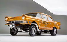 '57 Ford Galpin Gasser III