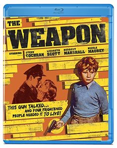 The Weapon - Blu-Ray (Olive Films Region A) Release Date: Available Now (Amazon U.S.)