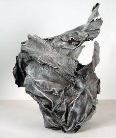 "Joseph Havel | Arthur Roger Gallery 2012 Enamel/Aluminum 11"" x 8.5"""