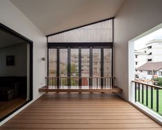 Gallery of Twin House / Poetic Space Studio - 20