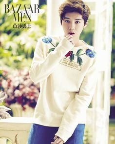#Luhan for Harper's Bazaar Men July 2016 issue  #LuhanBazaar #BazaarMen #BazaarMen7