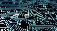 Animated Printed Circuit Board ock Footage Video