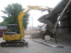 Commercial demolition services http://masterdemolitioninc.com/commercial-demolition-services/