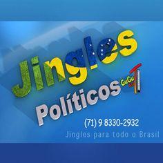 Jingles *POLÍTICOS* exclusivo  criativos e com alta qualidade sonora  (71) 9 8330-2932 claro WhatsApp  (71) 9 9290-5329 tim  (71) 9 8863-4812 oi  gugunasteclas@gmail.com  *Jingles Políticos para todo Brasil*  trabalhamos com todos os tipos de arranjos musicais em geral, também com criação de letras, jingles, play back, Spot comerciais, vinhetas falada, vinhetas cantadas, chamadas de shows, vinhetas para rádios e muito mais.    #GuGuNaSTeCLaS  #arranjosmusicais