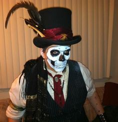 female diy voodoo priestess costume   Voodoo Doctor Costume