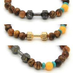 #bydorilis #yoga #goals #bracelet #dumbells #fitness #fit #gym #buddha #man #jewelry #jewellery #lion #skull #cross #crossfit #etsy #etsyshop #handmadejewelry www.bydorilis.com/shop