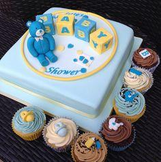 Boys Baby Shower. The Daisy Cake Company