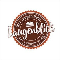 Logo Foodtruck Laugenblick