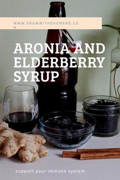Elderberry Gummies, Elderberry Recipes, Elderberry Syrup, Home Recipes, Tea Recipes, Aronia Berry Recipes, Cold And Flu Relief, Canning Food Preservation, Berry Sauce