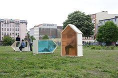 Das kleinste Haus der Welt kostet 250 Euro   #CatervaSonne http://www.caterva.de