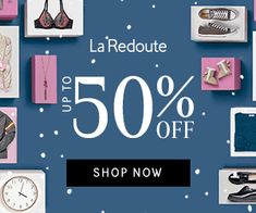 Get an extra off La Redoute's winter sale! Get up to off a huge range of fashion, home ware and kids! Plus get an extra off when you open a Style Account. An extra off everything when you open a La Redoute style account Code: Expires: Christmas Offers, 20 Off, Winter Sale, Shop Now, Kids, Young Children, Boys, Children, Boy Babies