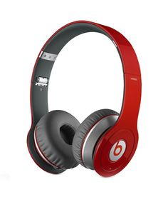 Beats by Dr. Dre On-Ear Noise Cancelling Bluetooth Headphones - Red : On-Ear Headphones - Best Buy Canada