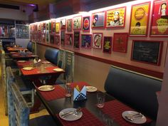 It is show time at Filmy Cafe #food #foodie #delhi #restaurants #themes #bollywood