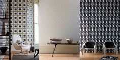 Wabi Sabi Wallpaper and Fabric. Wallpaper (source Scion) Wallpaper Australia / The Ivory Tower