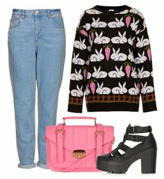 Pink like a Bunny (?)