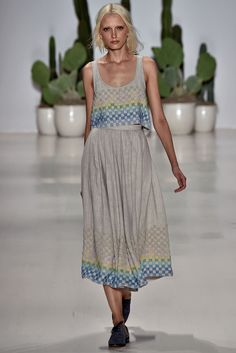 Mara Hoffman Spring 2015 Ready-to-Wear - Collection - Gallery - Style.com
