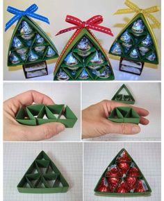 Hersey Christmas Tree Tutorial!