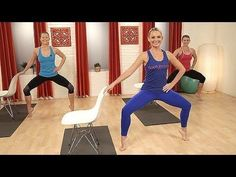 11 MIN The Look Good Naked Barre Workout | Class FitSugar with Tracey Mallett. At home, no weights. Short but it KILLS. LOVE THIS.