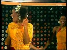 Sister Sledge - Lost in Music (1979) Disco has a certain beat that's fun to dance too.