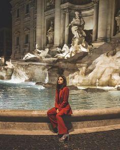 Fontana Di Trevi-Roma