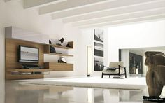 Entertainment unit Design Room, Room Furniture Design, Home Design, Living Room Furniture, Living Room Decor, Living Rooms, Design Ideas, Tv Design, Design Inspiration