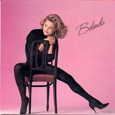 Belinda Carlisle - - loved this album!