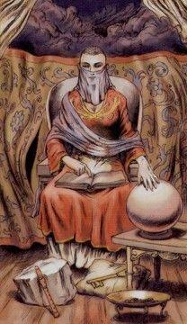 Tarot of Ascension -- High Priestess