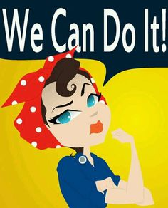 Image result for we can do this