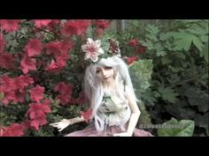 Woodland Fairy  many links and tutorials for BJD doll making
