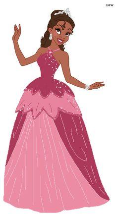tiana disney   desenhos das princesas disney disney princess princesa tiana…