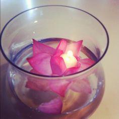 Lotus that symbolizes #Vow Initiative
