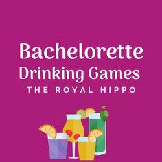 Fun Bachelorette Drinking Games that the bride will love. Grab fun bridal shower games sure to make for a fun night. Bachelorette Drinking Games, Fun Bridal Shower Games, Bride, Night, Party, Wedding Bride, Bridal, The Bride, Receptions