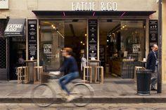 Eatme&go, Milan, 2015 - Maja Group