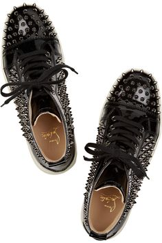 Christian Louboutin sneakers...WTF