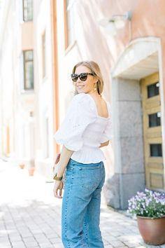 3 x puhvihihat   pinjasblog Bell Sleeves, Bell Sleeve Top, Blog, Tops, Women, Fashion, Moda, Fashion Styles, Blogging