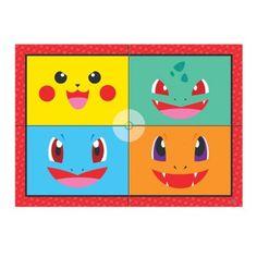 Compre JUNCO : Painel Gigante Pokémon por R$51,90 - MZDecoracoes