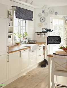 my favorite Ikea kitchen