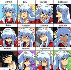 InuYasha...I wish this was in English...