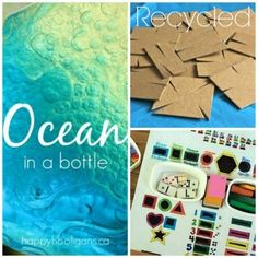toys to make from your recycle bin
