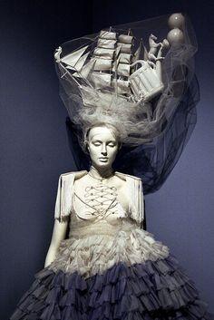 Haute Marie - Dior, Chanel, Christian Lacroix, Jean Paul Gaultier, Fong Leng